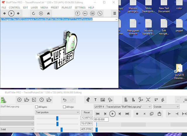 BluffTitler Ultimate 14.7.0.1 Crack