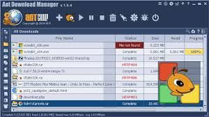 Ant Download Manager 1.19.6 Build 74680 Crack