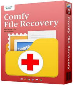 Comfy File Recovery 5.1 Crack + Serial Key Free Download