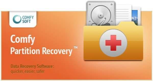 Comfy Partition Recovery 3.1 + Registration Key Free Download
