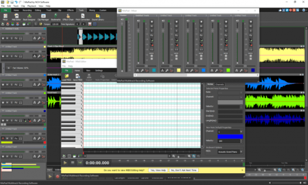 NCH MixPad Masters Edition 6.16 Crack