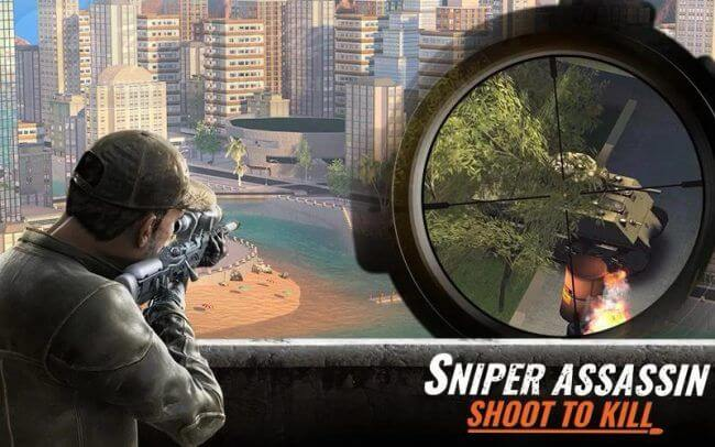 Sniper 3D Assassin 3.16.2+ Serial Key