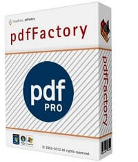 pdfFactory Pro Full 7.42 + Serial Key + Crack Free Download