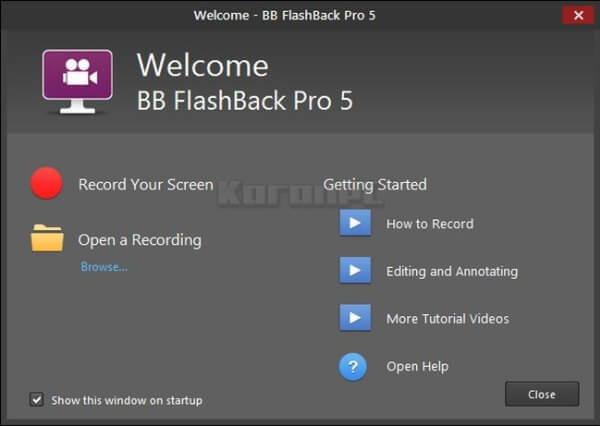 BB FlashBack Pro 5.47.0.4619 License Key