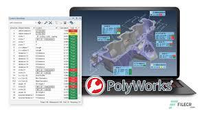 InnovMetric PolyWorks Metrology Suite 2021 Crack