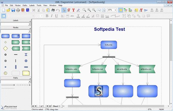 Pacestar UML Diagrammer 6.76 + Keygen