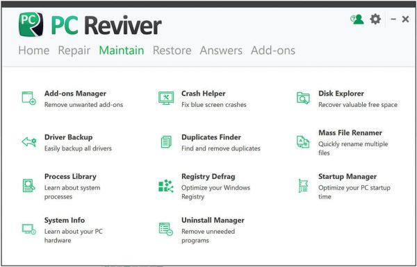 ReviverSoft PC Reviver 3.9.0.24 + License Key