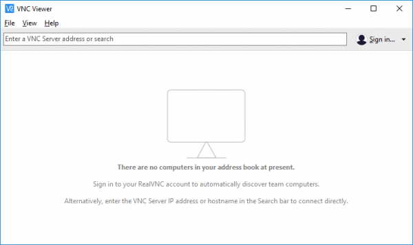 VNC Connect Enterprise 6.7.2 Key