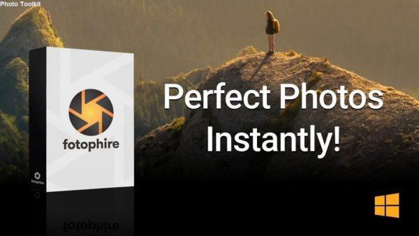 Wondershare Fotophire Photo Editor 1.8.6716.18541 + Keygen