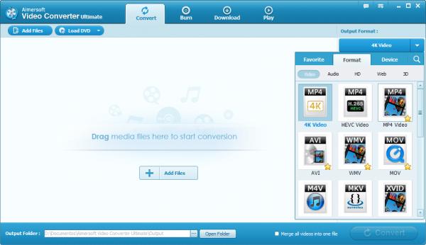 Aimersoft Video Converter Ultimate 11.7.1.4 + Keygen