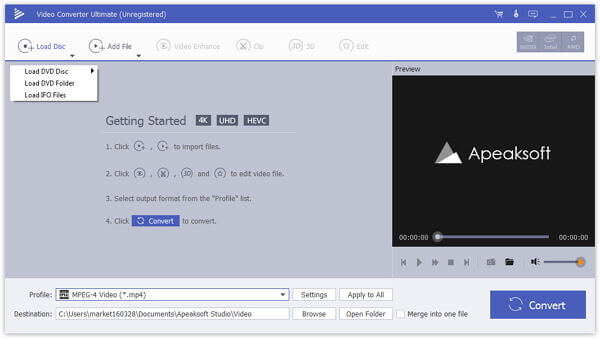 Apeaksoft Video Converter Ultimate 1.0.30 + Crack