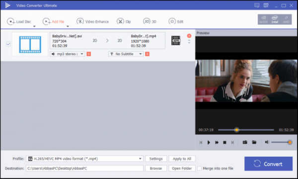 Apeaksoft Video Converter Ultimate 1.0.30 + Keygen