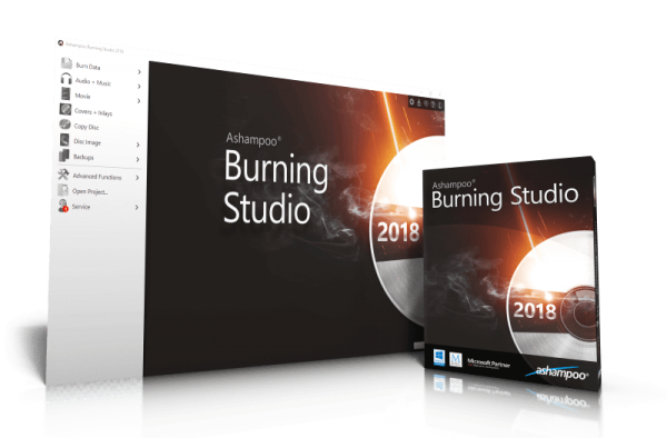 Ashampoo Burning Studio 21.5.0.57 + Keygen