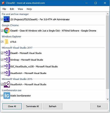 Close All Windows 4.7 + Patch