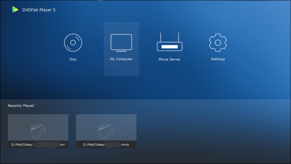 DVDFab Player Ultra 6.1.0 + Serial Key