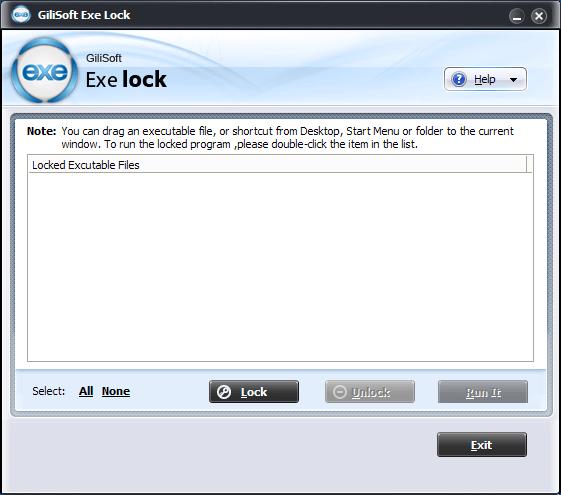 GiliSoft Exe Lock 5.4.0 Keygen