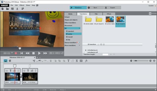 MAGIX Photostory Deluxe 2020 v19.0.2.46 + Keygen