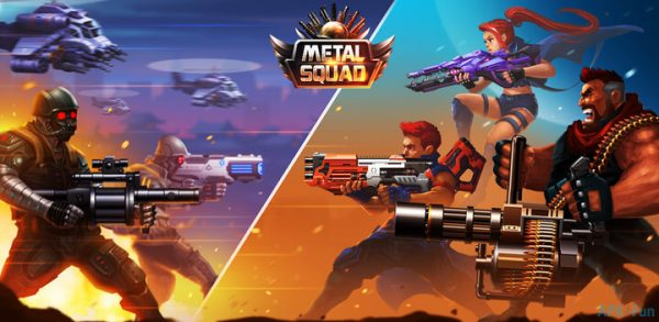 Metal Squad 2.3.1 Crack