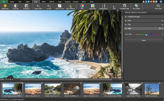 NCH PhotoPad Image Editor Pro 7.29 Keygen
