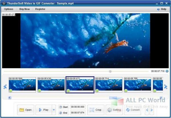 ThunderSoft GIF Converter 3.2.0.0 + Crack