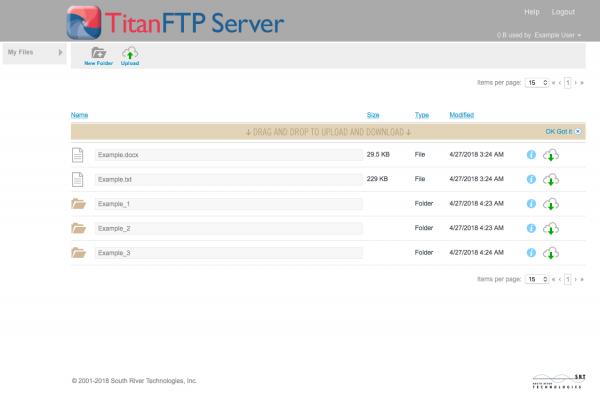 Titan FTP Server Enterprise 2019.3611 Crack