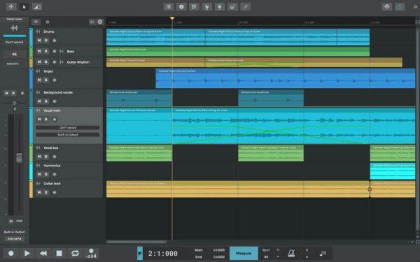 n-Track Studio 9.1.3 Build 3736 Keygen