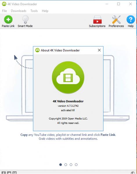 4k Video Downloader 4.13.3.3870 Crack