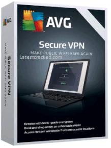 AVG Secure VPN 1.10.765.0 Crack + Serial Key Free Download