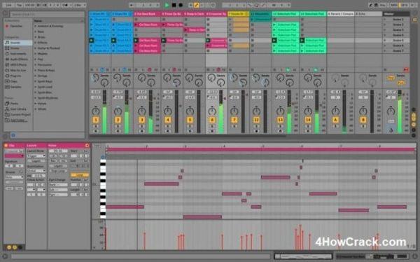 Ableton Live Suite 10.1.9 Keygen