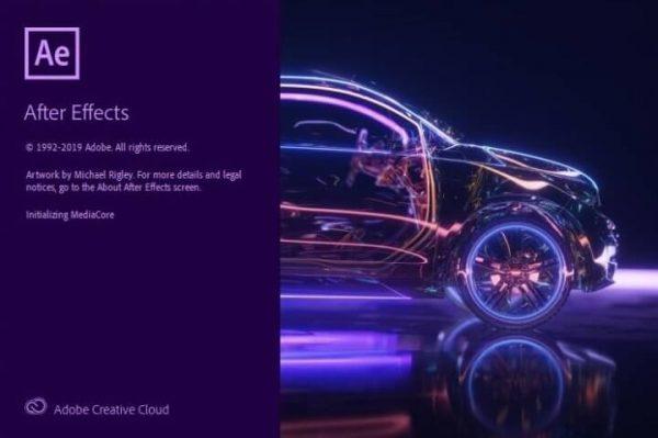Adobe After Effects CC 2021 v17.6.0.46 Keygen