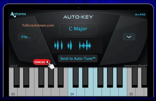 Antares AutoTune Pro 9.1.1 Keygen