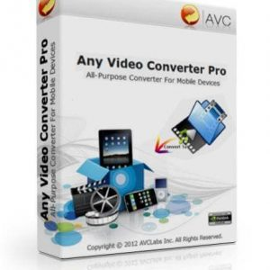 Any Video Converter Pro 7.0.7 Crack + Serial Key Free Download