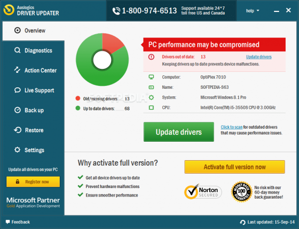 Auslogics Driver Updater 1.24.0.1 Crack
