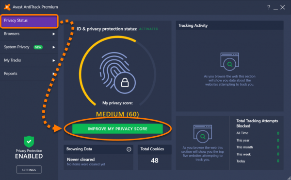 Avast Antivirus 21.8.2484 Crack With License key Full Download 2021