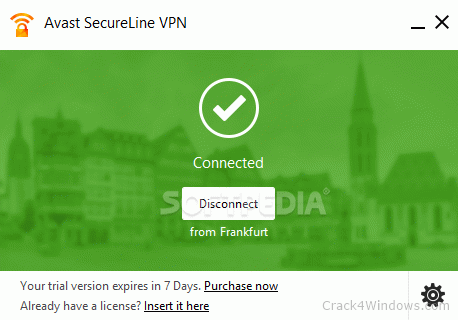 Avast SecureLine VPN 5.6.4982 Keygen