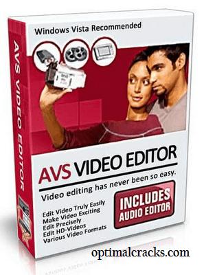 AVS Video Editor 9.4.1.360 Crack + Serial Key Free Download
