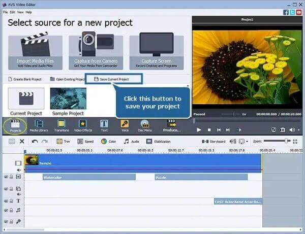 AVS Video Editor 9.4.1.360 Crack