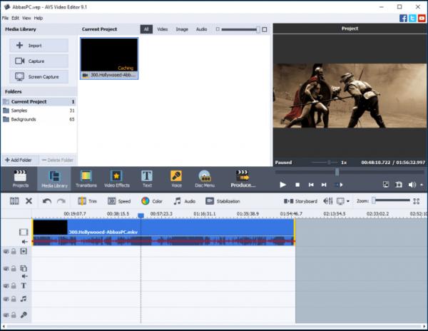 AVS Video Editor 9.4.1.360 Keygen