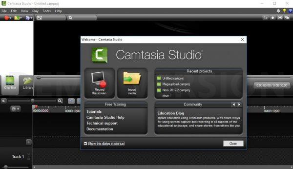 Camtasia Studio 2020.0.2 Crack
