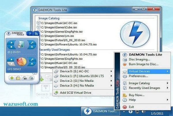 DAEMON Tools Lite 10.14.0.1567 Keygen