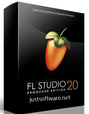 FL Studio 20 Crack + Serial Key Free Download