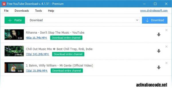 Free YouTube To MP3 Converter 4.3.26.831 Premium