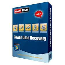 MiniTool Power Data Recovery 9.1 Crack + Serial Key Free Download