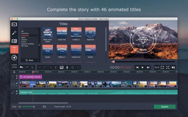 Movavi Video Editor 20.4.1 Crack + Serial Key Free Download