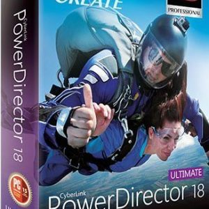 Cyberlink PowerDirector 18.0.2725.0 Crack + Serial Key Free Download