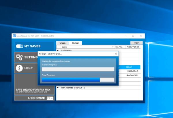 PS4 Save Wizard 1.0.7430.28765 Keygen
