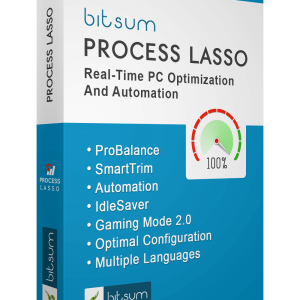 Process Lasso Pro 9.8.2.2 Crack + Serial Key Free Download