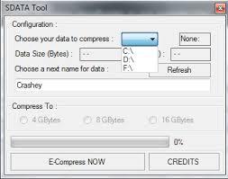 SData Tool 128GB