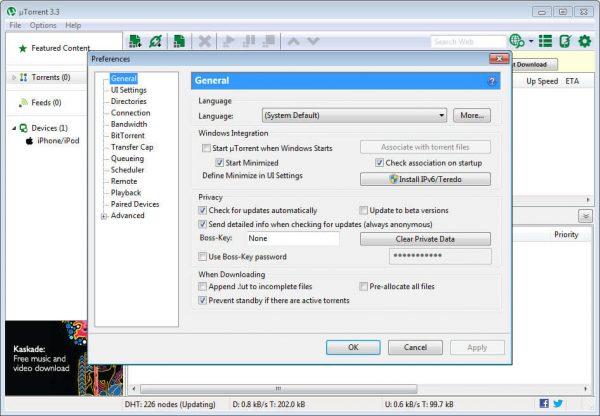 UTorrent Pro 3.5.5 Build 45798