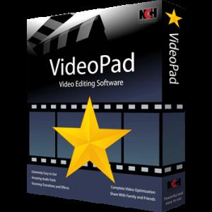 VideoPad Video Editor 10.34 + Keygen Latest Version